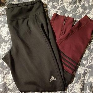 ADIDAS Response leggings XL